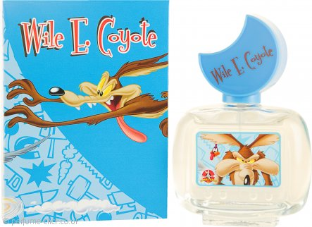 Looney Tunes Wile E Coyote Eau De Toilette 50ml Spray