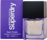 Superdry Neon Purple