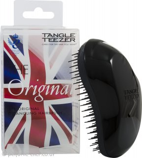 Tangle Teezer Detangling Hair Brush - Black