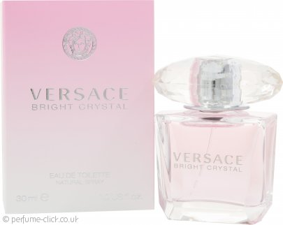 Versace Bright Crystal Eau de Toilette 30ml Spray
