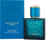 Versace Eros Eau de Toilette 30ml Spray
