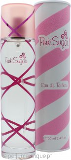 Aquolina Pink Sugar Eau de Toilette 100ml Spray
