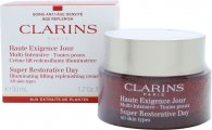 Clarins Super Restorative Day Cream 50ml - All Skin Types