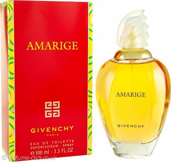 Givenchy Amarige Eau de Toilette 100ml Spray