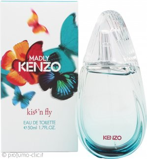 Kenzo Madly Kenzo! Kiss Fly Eau de Toilette 50ml Spray