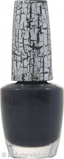 OPI Nail Polish 15ml Black Shatter