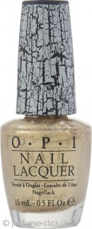 OPI Nail Polish 15ml Gold Shatter