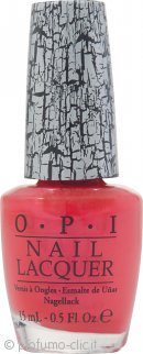 OPI Top Coat 15ml - Pink Shatter