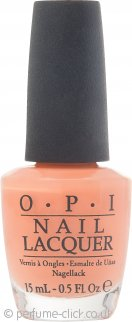 OPI Brazil Nail Lacquer 15ml - Where Did Suzi's Man-go