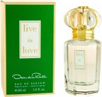 Oscar de La Renta Live in Love