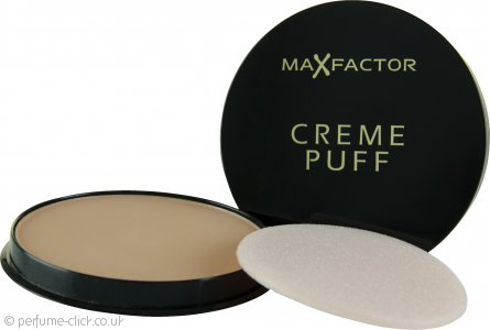 Max Factor Creme Puff Foundation 21g - #41 Medium Beige