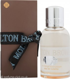 Molton Brown Re-Charge Black Pepper Eau de Toilette 50ml Spray