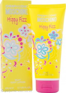 Moschino Cheap & Chic Hippy Fizz Body Lotion 200ml