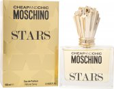Moschino Cheap & Chic Stars Eau de Parfum 100ml Spray