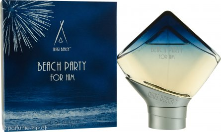 Nikki Beach Beach Party Man Eau de Toilette 100ml Spray