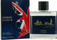 Playboy Playboy London Eau de Toilette 100ml Vaporizador