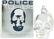 Police To Be The Illusionist Eau de Toilette 75ml Vaporizador