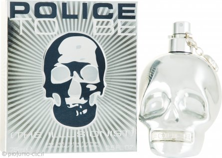 Police To Be The Illusionist Eau de Toilette 75ml Spray