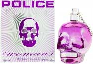 Police To Be Woman Eau de Parfum 2.5oz (75ml) Spray
