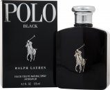 Ralph Lauren Polo Black Eau de Toilette 125ml Vaporiseren