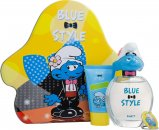The Smurfs Vanity Gift Set 100ml EDT + 75ml Showergel + Keychain