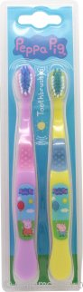 Peppa Pig Peppa Pig Twin Toothbrush