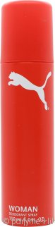 Puma Red And White Deodorant Spray 150ml