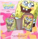 SpongeBob SquarePants For Girls 100ml EDT + 240ml Glittery Body Lotion
