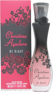 Christina Aguilera By Night Eau de Parfum 1.7oz (50ml) Spray