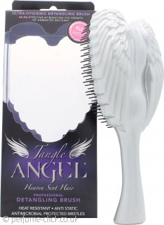 Tangle Angel Detangling Hairbrush Silver