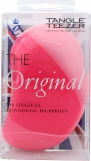 Tangle Teezer Detangling Hair Brush - Pink Fizz