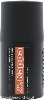 Kappa Accelerazione Deodorant 50ml Roll On