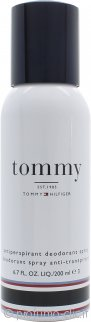 Tommy Hilfiger Tommy Antiperspirant Deodorante Spray 200ml
