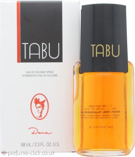 Dana Tabu Eau de Cologne 68ml Spray
