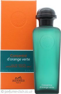 Hermès Eau d'Orange Verte Eau de Cologne 100ml Spray