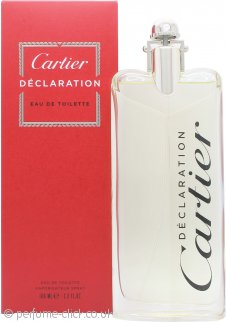 Cartier Declaration Eau de Toilette 100ml Spray