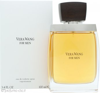Vera Wang for Men Eau de Toilette 100ml Spray