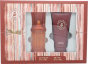 Caribbean Joe For Her by Caribbean Joe Confezione Regalo 50ml EDT + 100ml Lozione Corpo