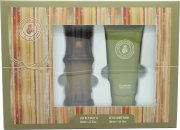 Caribbean Joe For Him by Caribbean Joe Geschenkset 50ml EDT + 100ml Aftershave Balsam
