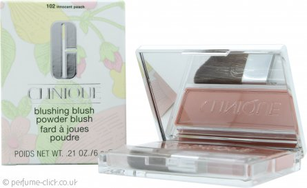 Clinique Blushing Blush Powder Blush 6g - Innocent Peach