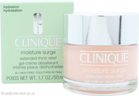 Clinique Moisture Surge Extended Thirst Relief Moisturiser 50ml