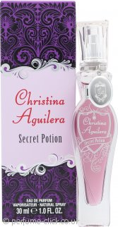 Christina Aguilera Secret Potion Eau de Parfum 30ml Spray