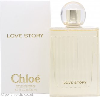 Chloé Love Story Shower Gel 200ml