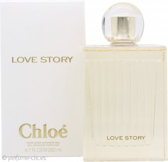 Chloé Love Story Gel de Ducha 200ml