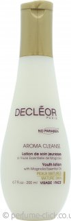 Decleor Aroma Cleanse Youth Lotion 200ml - Mature Skin