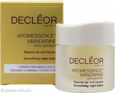 Decleor Aromessence Mandarine Smoothing Night Balm 0.5oz (15ml)
