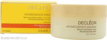 Decleor Aromessence Encens Nourishing Body Balm 125m Dry to Very Dry Skin