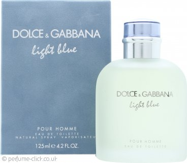 Dolce & Gabbana Light Blue Eau de Toilette 125ml Spray