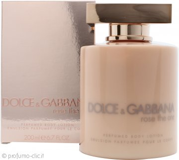 Il Corpo Rose One 200ml Lozione Gabbana The Per Dolceamp; WEID29YH