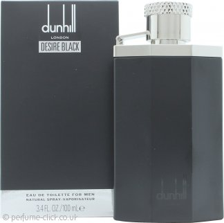 Dunhill Desire Black Eau de Toilette 100ml Spray